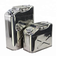 Wholesale stainless steel 30 liter jerry can