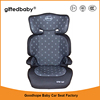 ECE R44 04 Adjustable Head Baby Car Booster Seat for Group 2 3 Child in 3-12 Years