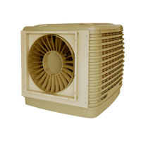 High Efficient Industrial Air Cooler Water Evaporative Air Cooling