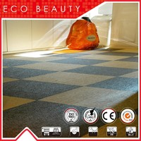 Easy Installation And Seamless Plastic Non-slip Vinyl Tile