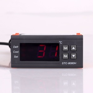 refrigeration &hvac usage high quality digital thermostat STC-8080H