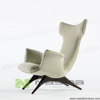 Exceptionnel CH341 ONDINE CHAIR By VLADIMIR KAGAN In Living Room