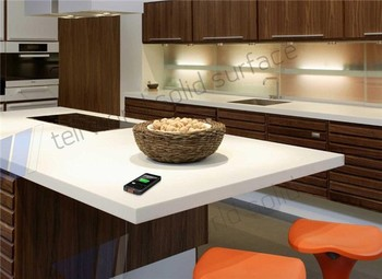 16 Years Experience Bar Countertop Epoxy Resin Kitchen Furniture Faux  Marble Kitchen Countertop