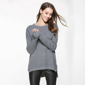 2018 Factory pullover middle age women sweater