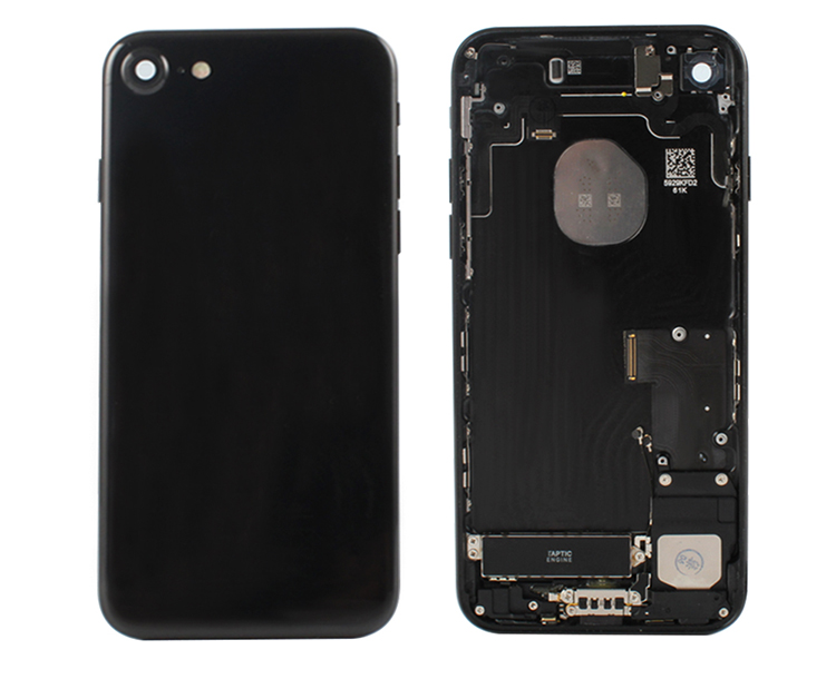 2018 Full Chassis Body Cover Replacement for iPhone 7 Jet Back RearHousing