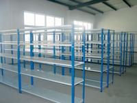 China supplier light duty metal shelving racks manufacturer