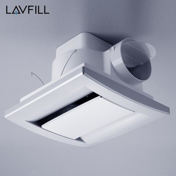 Ceiling Mounted Exhaust Fan For Kitchen Ceiling Ventilation Fan