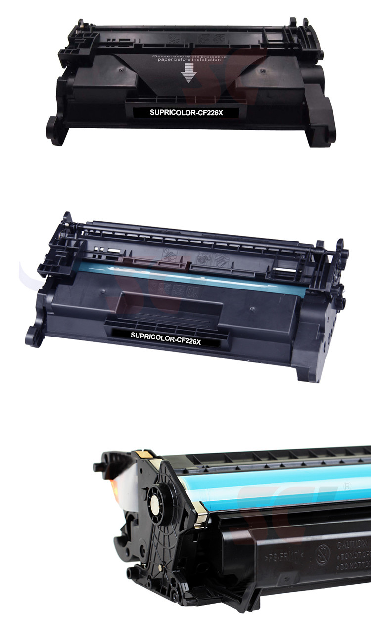 High yield for Hp LaserJet Pro M402 MFP M426 Compatible hp printer toner cartridge CF226X
