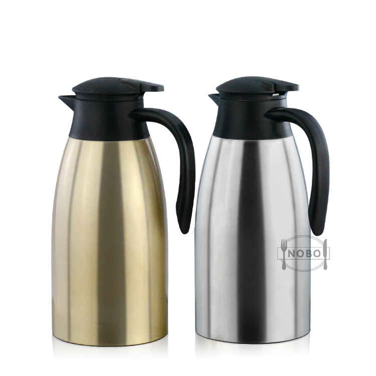 2.1L stainless steel thermos vacuum flask water bottle