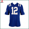 Indianapolis mens american football jersey blue