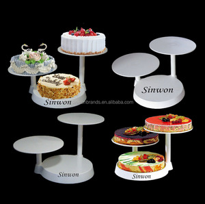 3 layers cake stand