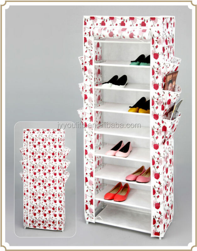 fabric shoe rack cabinet style shoe rack