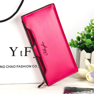 Wholesale korean fashion cell phone sd card multifunctional wallet