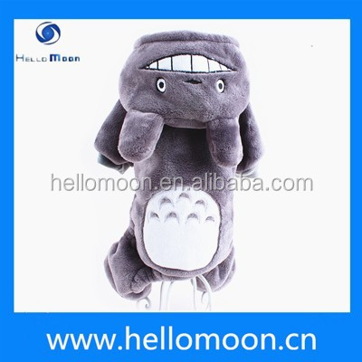 2015 Best Selling Cute Totoro Morph Suits Dog Costume