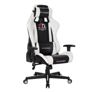 Best Price High-back Leather Ergonomic Pc Computer Game Desk Racing Gaming Chair Office