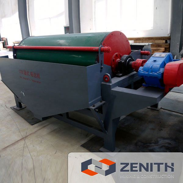 High efficiency used magnetic separators, used magnetic separators for sale