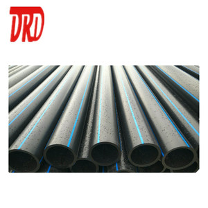 pe100 high pressure hdpe pipe 6 inch 160mm HDPE pipes
