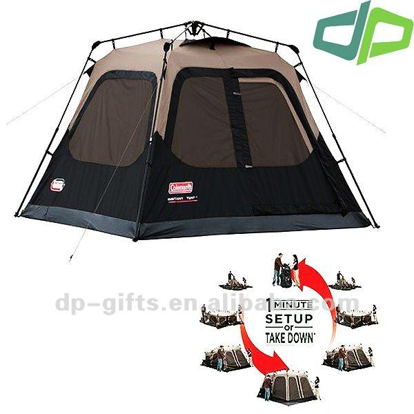 Outdoor strong auto camping tent