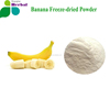 Best Price Natural Water Soluble Freeze Dried banana powder/green banana flour