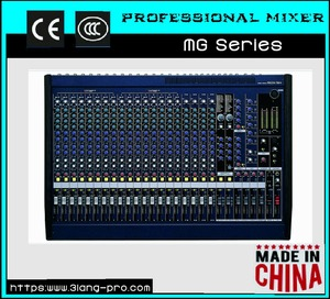 chinese cheapest high quality sound system and mixer sound audio