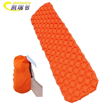 New products travel inflating promotion outdoor sleeping pad