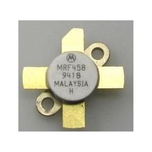 RF transistor MRF458