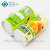 Manufacture Food Grade Empty Paper Cans for Dried Fruit
