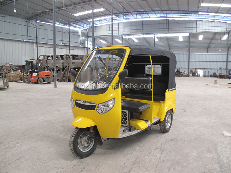 chinese 2014 high quality bajaj passenger tricycle