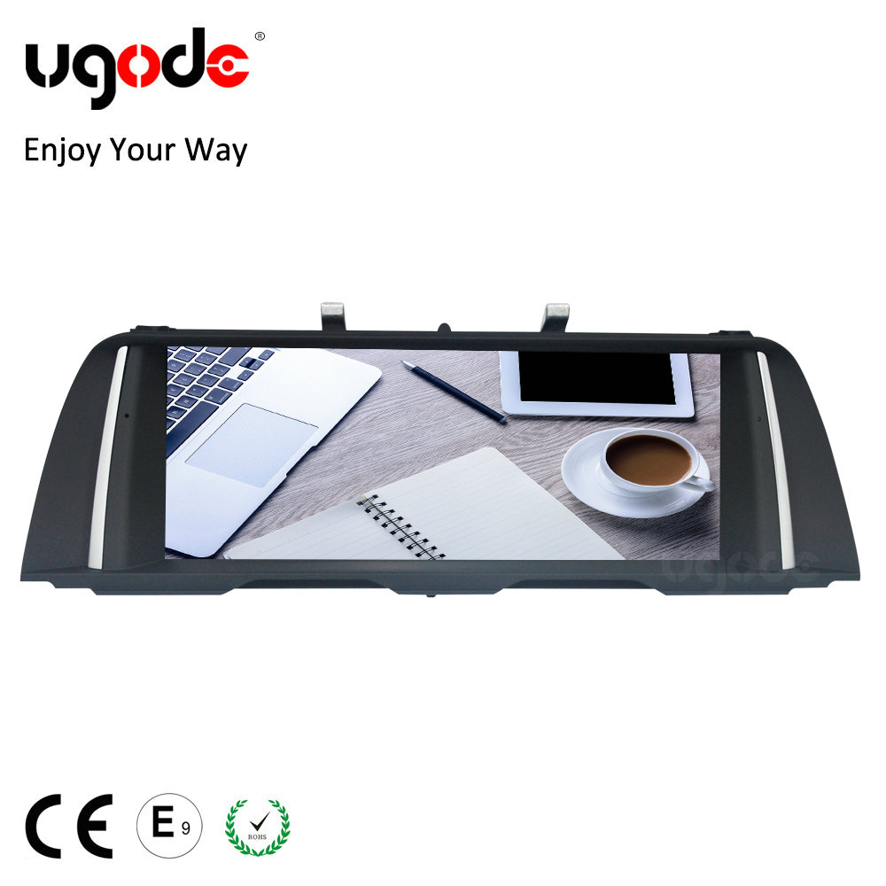 Ugode PX6 Android 8.1 10.25inch IPS Screen F10 F11 5 Series Auto GPS Car Navigation GPS Multimedia play