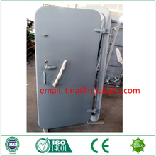 chinese supplier CCS Approval Marine Quick Acting Steel Watertight Door