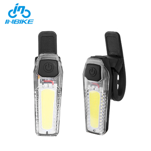 INBIKE Hot Sales Accessories Silicone Decorative Bicycle LED Light Bike