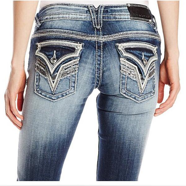 Poche Wash Jeans Rabat Retour Jean 2015 Dark Boot Femmes Pour Cut qXAZxxwH