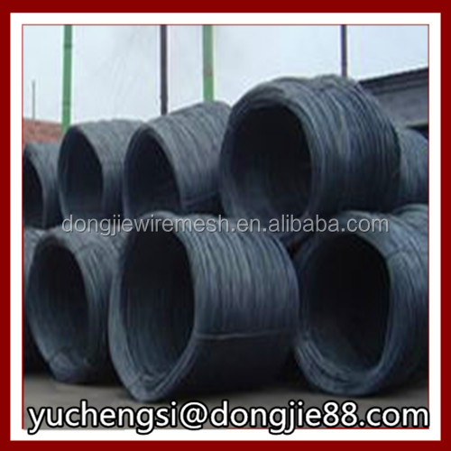0.8mm to 15mm Electro Galvanized Wire Rod, Steel Wire Rod