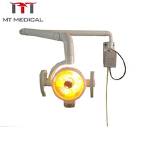 Good quality veterinary medical equipment ceiling halogen examination lamp surgical light for animal