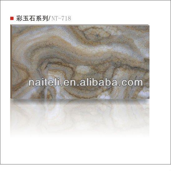Mesa de comedor artificial onyx piedra azulejo de m rmol for Piedra de marmol precio