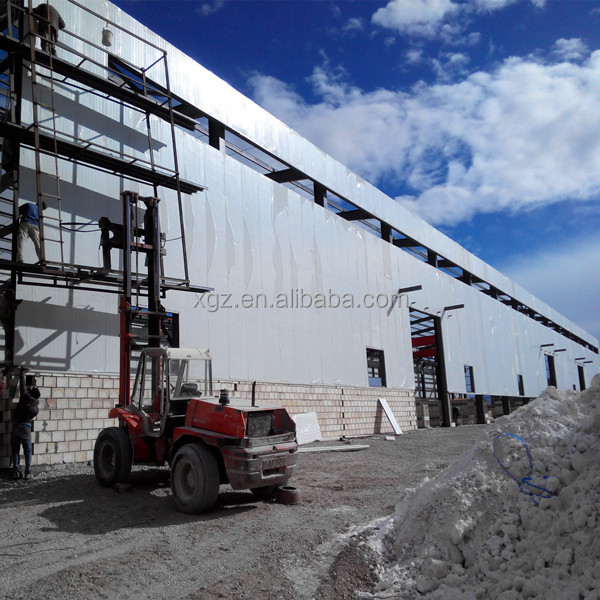High Quality Turnkey Construction Design Steel Structure Building Materials