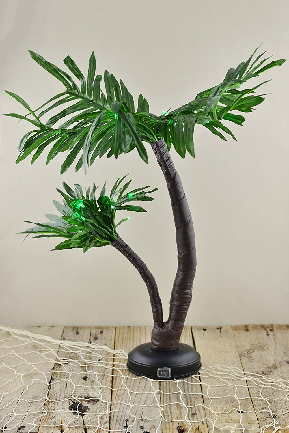 get quotations lighted palm tree 24 inches - Christmas Tree Clearance Sale Lowes