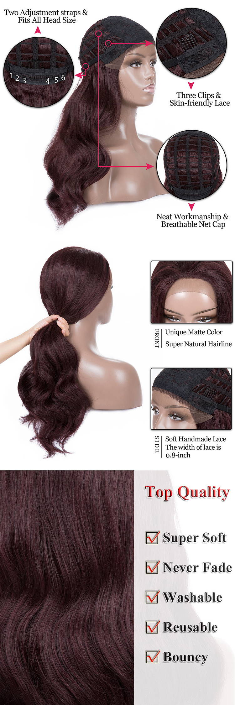 Companies looking for distributor best selling products synthetic hair wig e025be9a4632