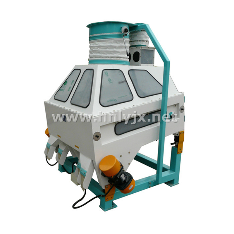 TQSF series stoning machine / specific gravity stoner for flour mill machine