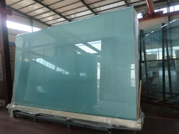 Xinyi Large Size Float Glass Sheet Toughened Tempered