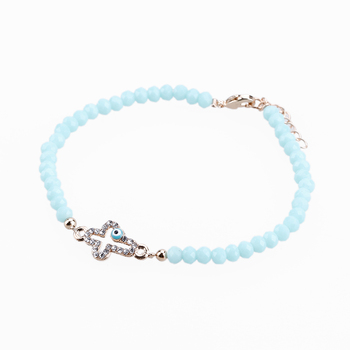 Cute Tennis Accessories Jewelry Mini Cross Bracelet 2df2dd5d9