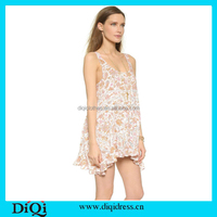 DIQI garment factory free shipping production wholesale OEM/ODM lady clothing for 100% good quality