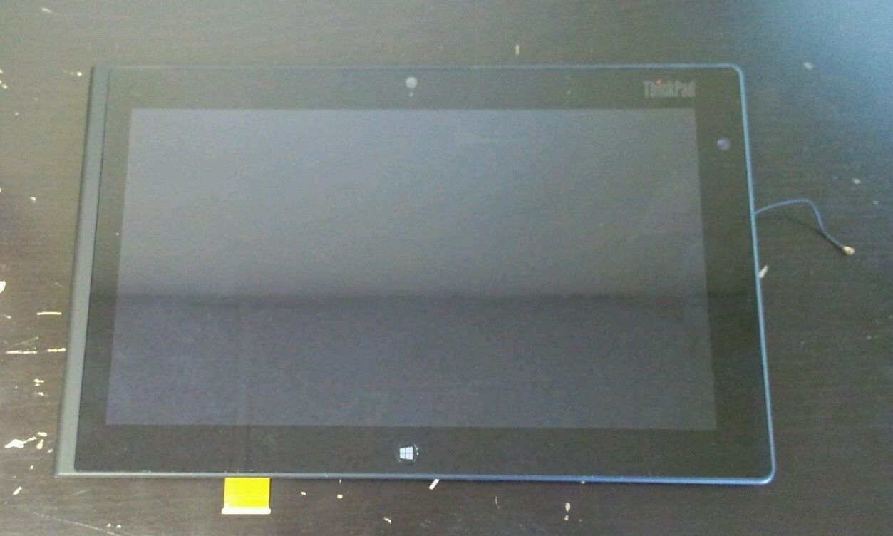 Lenovo Thinkpad Tablet2 LCD Lp101wh4-(8l)(a3) Display Touch Screen Digitizer