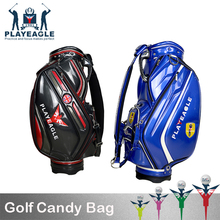 Waterproof Stand Golf Bag Carry Golf Candy Bag Custom Embroidery Logo