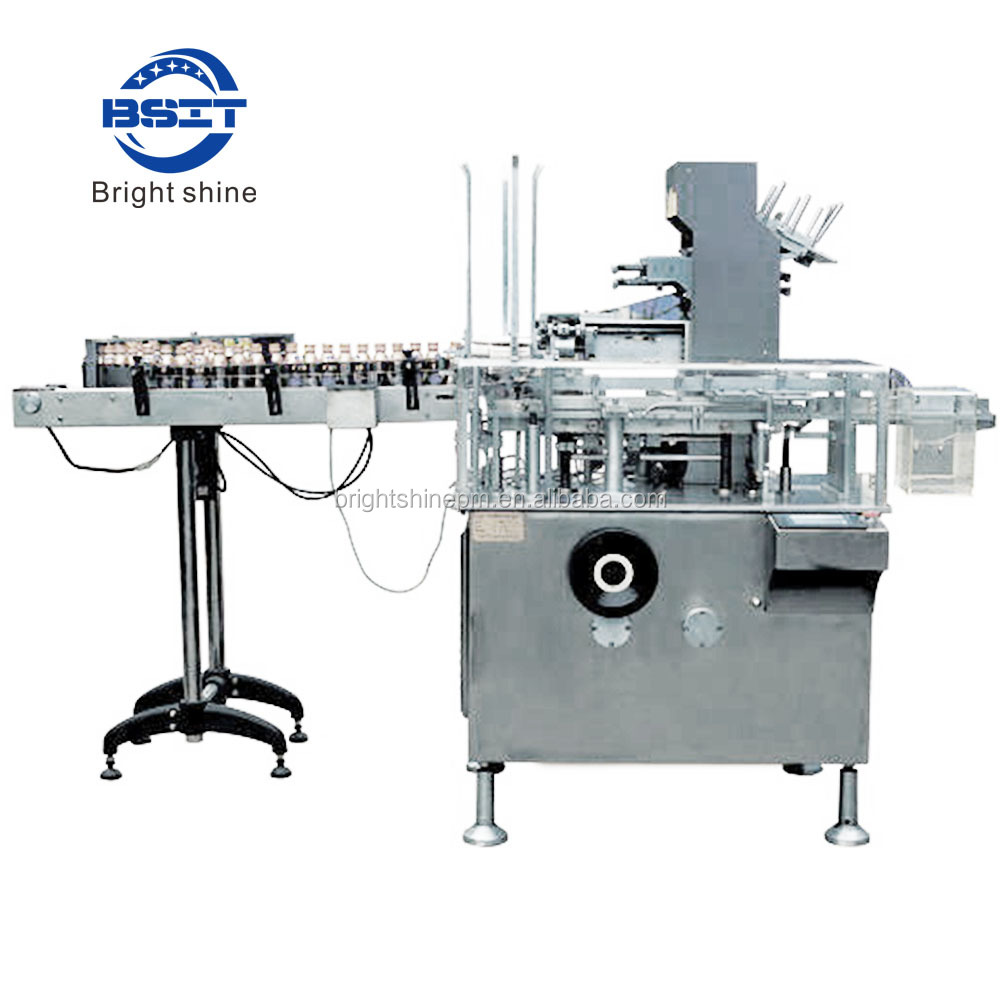 good quality ointment tube carton box packing cutting machine with tool