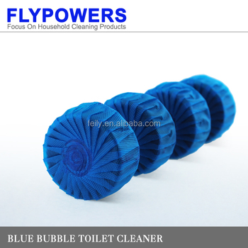 Best Quality Blue Bubble Magic Sani Flush Toilet Bowl Cleaner - Buy ...