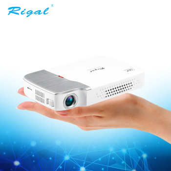 2018 world cup footballs 3D mini Pico DLP projector
