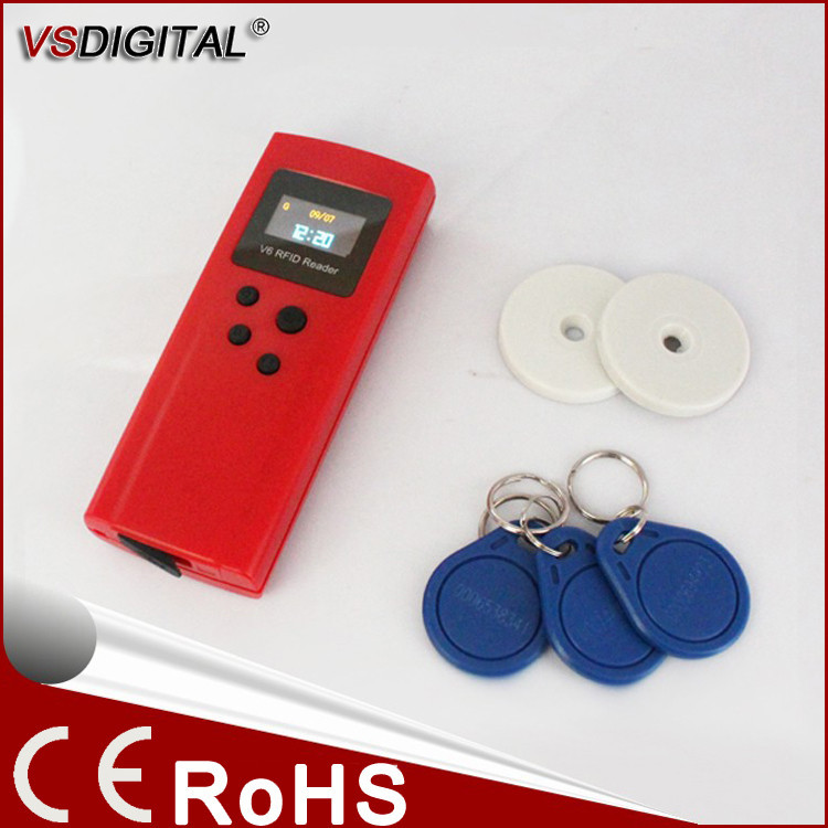 factory GPRS shockproof ibutton reader