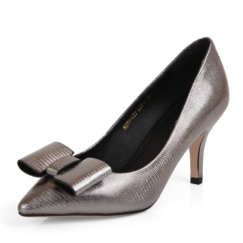 19c50d82fad1 Get Quotations · Fashion Famous Brand Designer Women Shoes Sexy Pointed Toe  Women Pumps Casual Office Ladies Dress Shoes