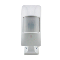 LONGSIN Wireless curtain PIR detector with holder DC3V and DC12V LS-818-11